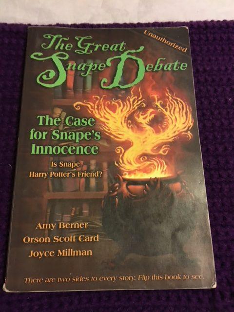 The Great Snape Debate Paperback